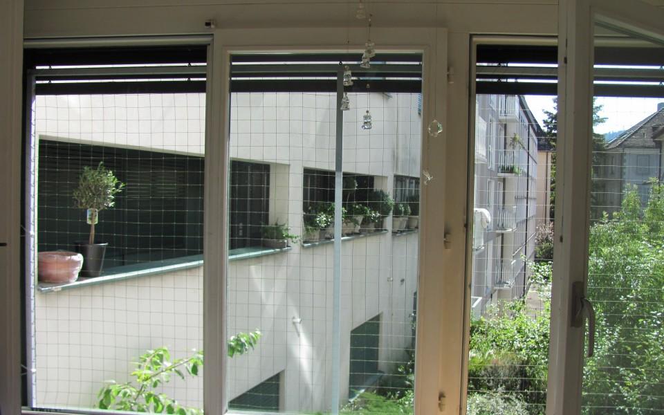 katzen balkon netze. Black Bedroom Furniture Sets. Home Design Ideas