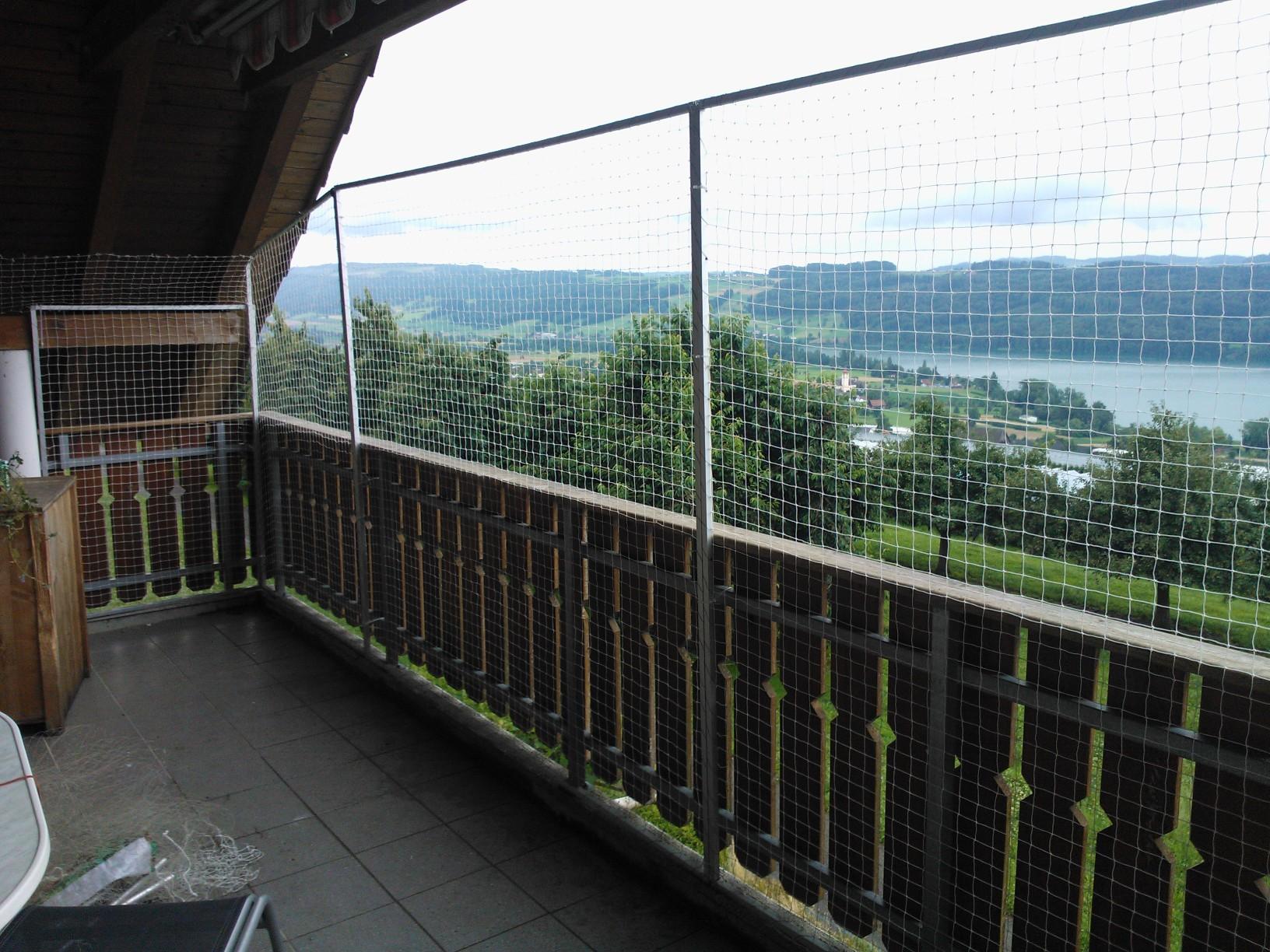 Katzenschutznetz Balkon | Katzennetze Verkauf Und Montage Katzen Balkon Netze Installation